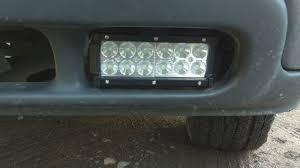 2001 Gmc Yukon Fog Lights 2001 Chevrolet Tahoe Led Fog Light Upgrade Youtube