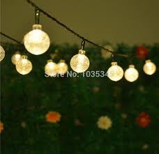 led outdoor lighting string designs