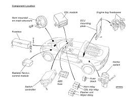 exige s engine cutout a c relay information the the module at issue is the radiator fan ac module on the attached diagram