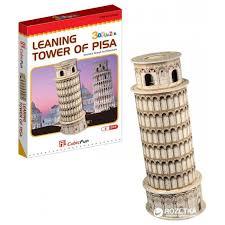 ROZETKA | 3D пазл <b>CubicFun</b> Пизанская башня мини (S3008h ...