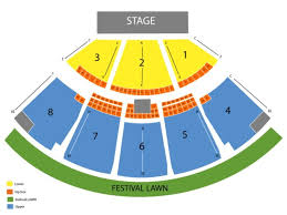 Wintrust Arena Seating Chart Concert Grand Casino Amphitheater Seating Chart