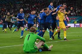 إيطاليا تنتزع لقب كأس أمم أوروبا من إنجلترا بركلات الترجيح