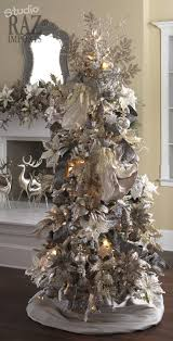 Elegant Christmas Tree Decorating 84 Best Champagne Silver Gold And Shades Of White Christmas