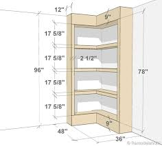 build your own corner bookshelves build your own corner bookshelves