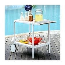 outdoor serving cart specifications outdoor serving cart plans