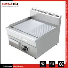 high quality commercial countertop gas griddle gpl 530 2