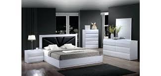 white modern bedroom furniture. Modren White Modern White Bed Leather Bedroom Furniture  Inside White Modern Bedroom Furniture