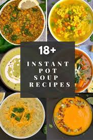 instant pot soup recipes indian