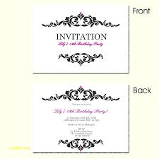 18th birthday party invitations new birthday party invitation templates free free template birthday party invitations free