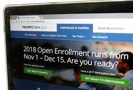 Image result for ACA Slow Enrollment as Uninsured Rate Remains Steady