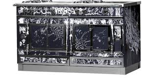 La Cornue Kitchen Designs Magnificent La Cornue Reveals Its OneOfAKind Artistic Ranges