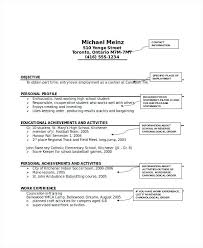 Babysitter Resume Sample Examples Nanny Resumes Examples Of Resumes