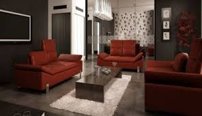 Decorating with red furniture Red Sofa Interior Grey Designs Chairs Set Ideas Idea Decorating Room White Living Couch Red Black Decor Leather Sampleduk Home Plan Designs Interior Grey Designs Chairs Set Ideas Idea Decorating Room White