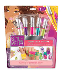 Style Me Up Nail Art Kit - Nails Gallery