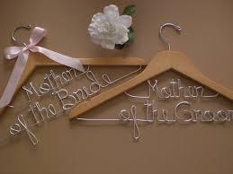Huge Sale Set Of 2 Wedding Hangers Mother Of The Bride And