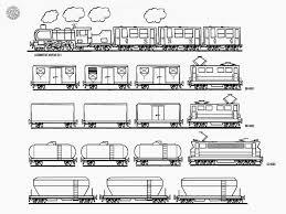 Coloriages Pour Tous Trains De France