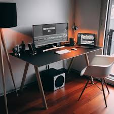 stylish home office computer room. 20 DIY Desks That Really Work For Your Home Office Tags: Computer Desk Ideas Stylish Room M
