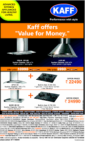 Offer On Kitchen Appliances Kaff Kitchen Appliances Value For Money Offer New Delhi Saleraja