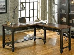Home Office Desks Furniture Extraordinary Martin Furniture Home Office Desk WRtn Hartford 48P Naturwood