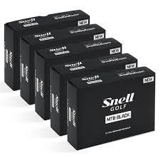 MTB BLACK Value Pack (5 dozen) - <b>Snell</b> Golf