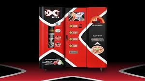 Nxt Vending Machine Adorable Customizable Pizza Kiosks Food Kiosk