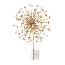 Ballard Designs Angel Tree Topper Unlit Gem Starburst Christmas Tree Topper Gold Wondershop