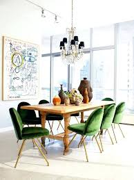 and nooks green dining chairs velvet uk