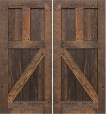 rustic double front door. Rustic Interior Sliding Doors Photo - 4 Double Front Door S