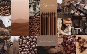 Brown aesthetic desktop wallpaper ...
