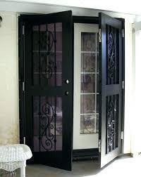 screen door grill guard screen door guards metal medium size of screen screen doors security patio screen door grill