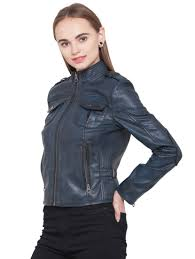 patch pocket detail biker jacket for women from roas by justanned for 3279 at 53 off 2019 limeroad com