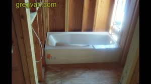 Bathtub Framing Tip - Advanced Carpentry Techniques and Tips for ...