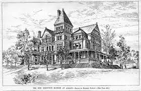 It is a house that is eclectic in style, filled with history and rich with tradition. New York Governor S Mansion Haunted Eerie Lights