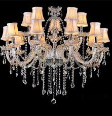 most popular crystal chandeliers with shades regarding led lamps crystal chandelier vintage candle chandeliers with fabric