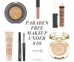 here are 11 paraben free makeup s that i endorse for women of color all under 10 bucks