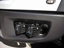 Rigid Raptor Lights Rigid Industries Oem 2010 2014 Ford Raptor Fog Light Replacement Kit