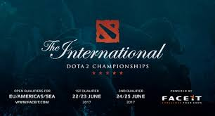 dota 2 news faceit presents the international 2017 open and