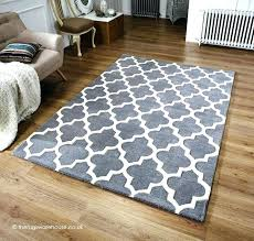 best viscose rugs images on contemporary intended for grey and cream rug plans gray design area 5 gallery blue black