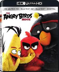 Angry Birds Blu-Ray HEVC 4K Ultra HD » Blu-Ray Movies Download