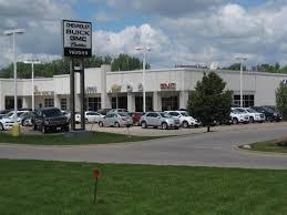 vaughn dealership facade before 2