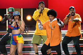 it looks like bruno mars and cardi b are going on tour together