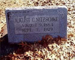 August Nitzschke (1884 - 1929) - Genealogy