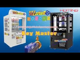 Key Master Vending Machine Custom How To Beat Key Master Game Machinehuihominggame YouTube