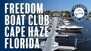 Freedom Boat Club Englewood Cape Haze Florida Freedom Boat Club