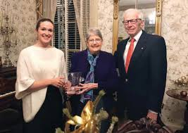 Gavine Pitner receives Historic Salisbury Foundation's Clement Cup -  Salisbury Post | Salisbury Post