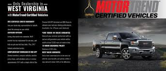 premier chevrolet is the only motortrend certified dealership in wv