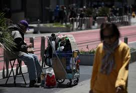When i decided, maybe against my better judgement, to live on bitcoin for a week, the plan was met by a combination of cautions and jokes from. San Francisco S Problems Include Traffic Homelessness And Inequity Fortune