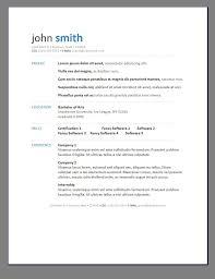 Format Of Google Resume Template Download Joodeh Com