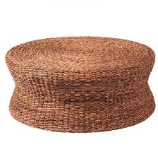 large size of decoration wicker coffee table and end tables round cane glass coffee table brown
