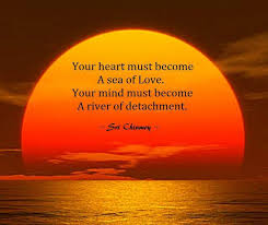Spiritual Quote Of The Day Cool Your Heart Must Become An Ocean Of Love Sri Chinmoy Spiritual